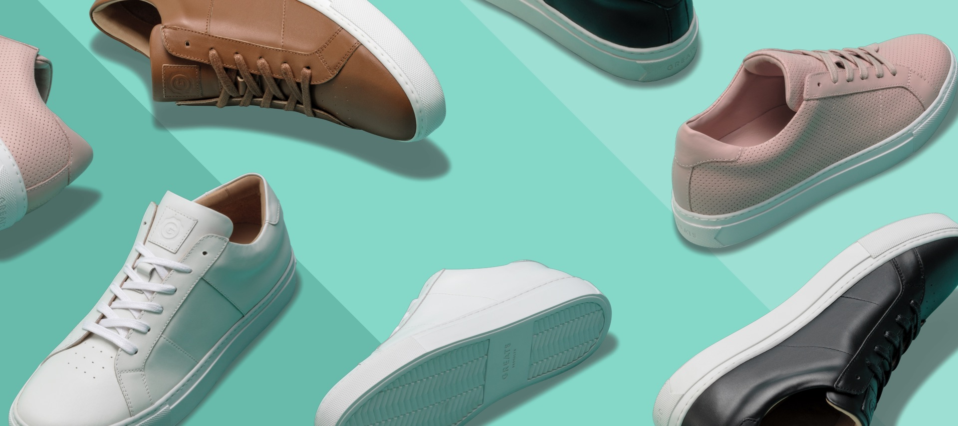 GREATS Singles Day Sale 20% Off - Shop Now