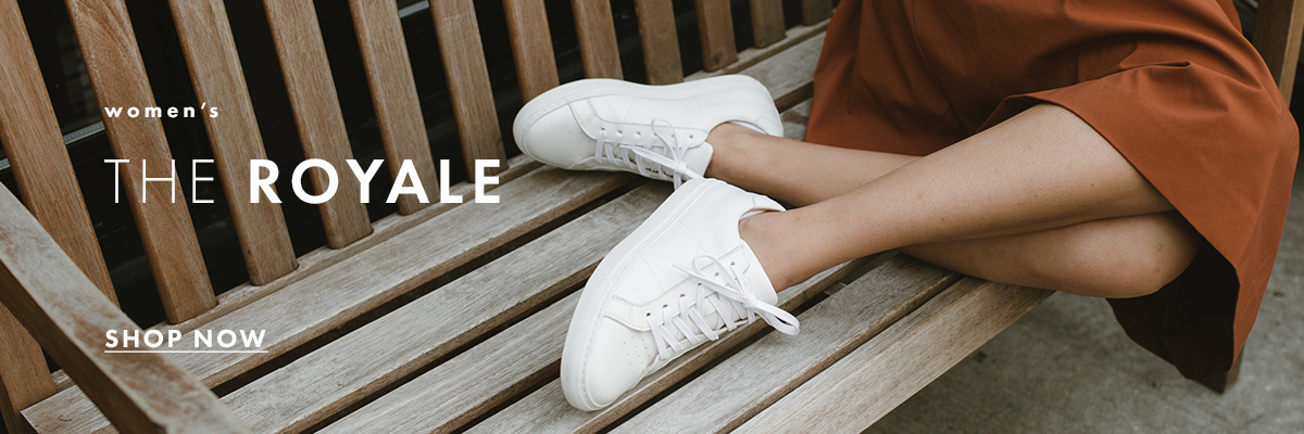 The Women's Royale Blanco - Shop Now