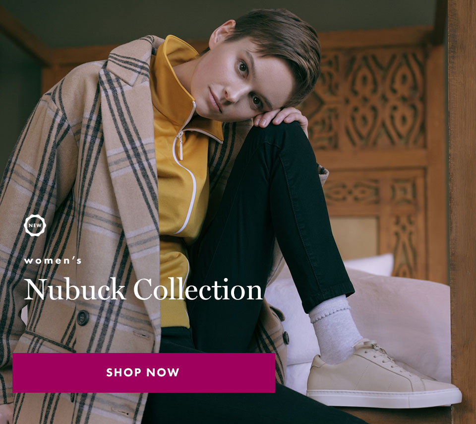 The Women's Nubuck Collection - Shop Now