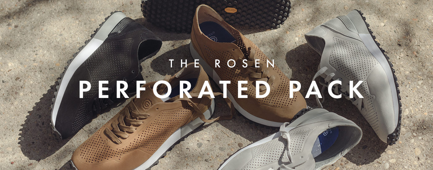 Learn more about the Rosen Perforated Runner