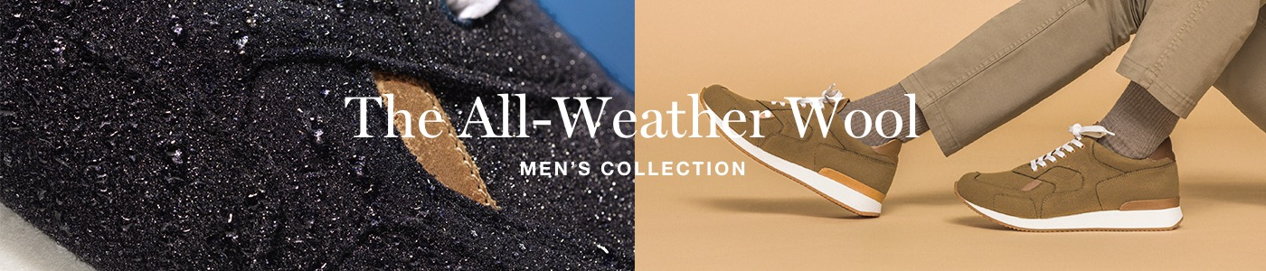The All Weather Wool Collection