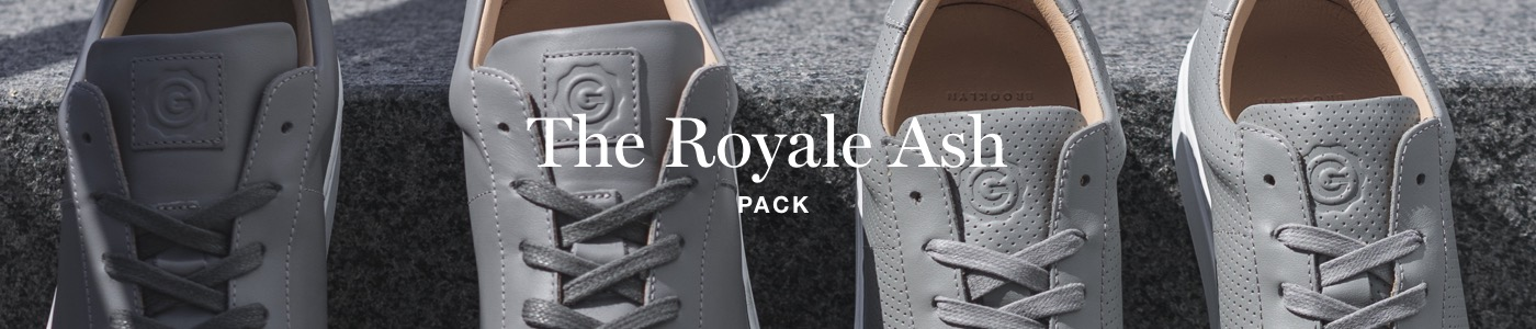 The Royale Grey Pack